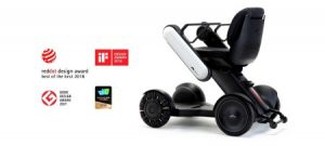 UK AND ITALY DEBUT OF 'NEXT GENERATION'  PERSONAL MOBILITY DEVICE