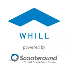 WHILL and Scootaround Team Up to Offer Mobility-as-a-Service (MaaS) Model for Large Venues and Urban Transportation Worldwide