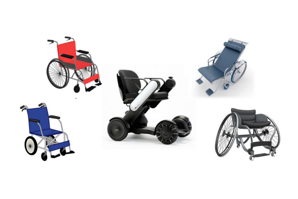 車椅子 名称