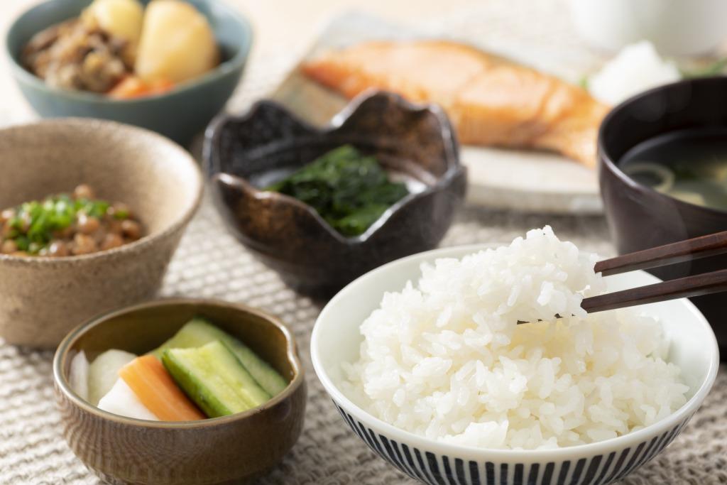 バランスの良い食事のイメージ