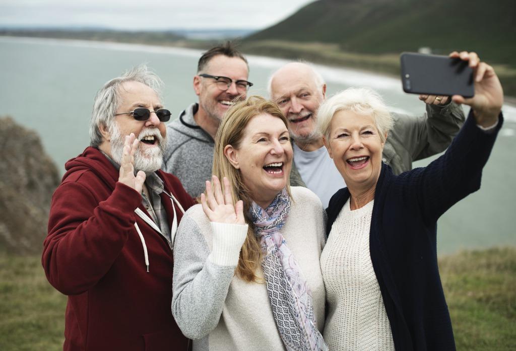 両親や祖父母との旅行