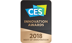 CES Innovation Awards 2018