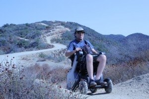 WHILL Hiking Excursions