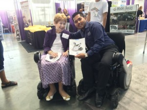 WHILL at the Abilities Expo DC Metro 2016