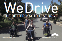 WHILL Launches WeDrive, a Free, Online Community Service for Mobility Device Users