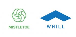 Mistletoe, Inc. and WHILL, Inc. Enter Capital Alliance