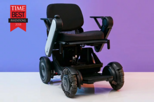 WHILL Model Ci Earns Spot on TIME's Best Inventions of 2018 List